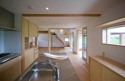 キッチン 1 (goma_House)