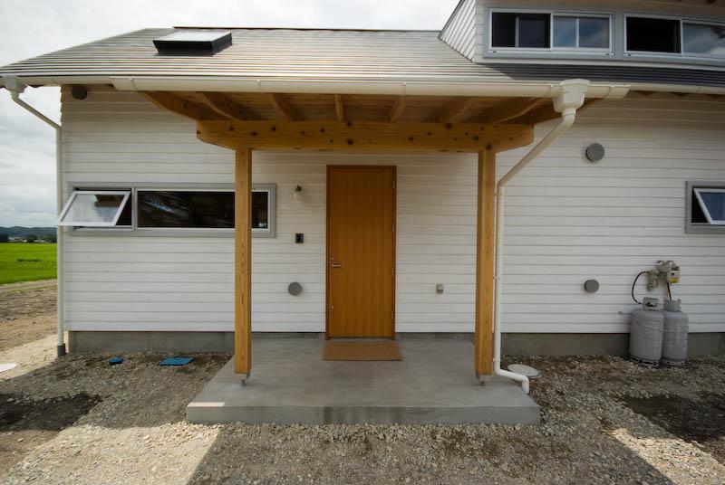 goma_House (玄関)