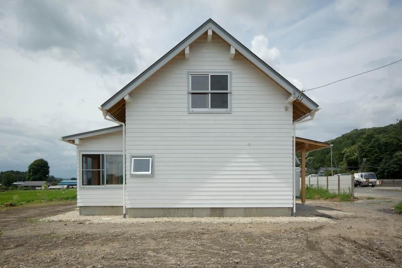 goma_House (白い外観 2)
