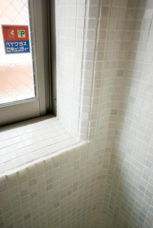 0676_House-01の部屋 天然大理石のモザイクタイル