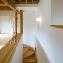 0676_House-01の写真 階段 2