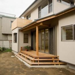 0676_House-01 (屋根のあるウッドデッキ 2)