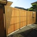 0676_House-01の写真 表門