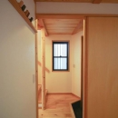 シンプルな玄関 2