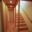 シンプルな玄関 1