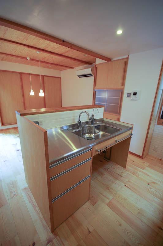 S.H._Houseの部屋 キッチン 2