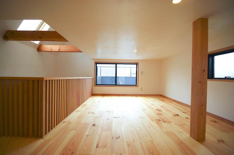 S.H._Houseの部屋 ロフトスペース