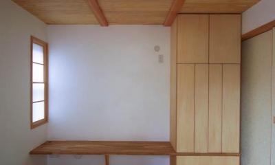 和室 1|S.H._House