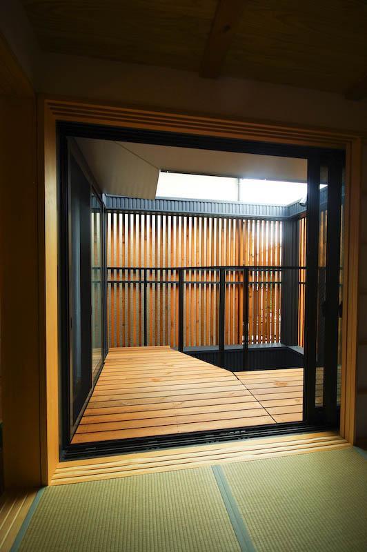 S.H._Houseの写真 ベランダと繋がる和室