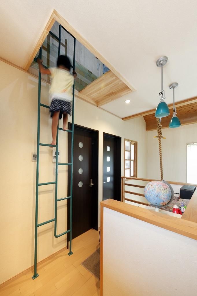 建築家:ムラカミマサヒコ一級建築士事務所「ジャングルジム」