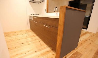 ときめき + GARAGE (キッチン)