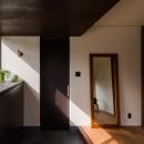 上り框のある玄関