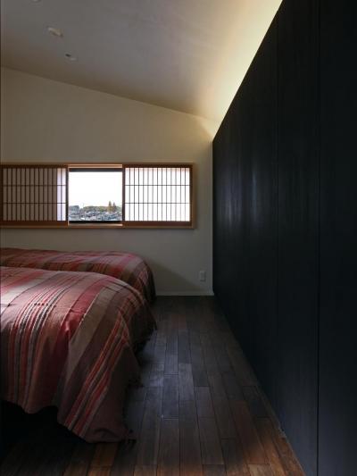 寝室 (書斎茶藝館)