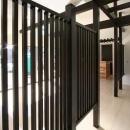関口岳志の住宅事例「赤坂町の平屋~平屋を活かした高天井のある住まい」
