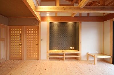 和小屋の家~大工のこだわりを活かした住まい