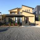 関口岳志の住宅事例「和小屋の家~大工のこだわりを活かした住まい」