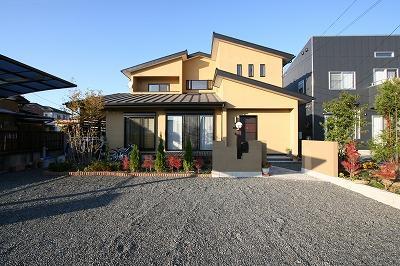 和小屋の家~大工のこだわりを活かした住まいの部屋 外観