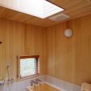 山中 文彦 @ 木の家づくりネットワークの住宅事例「伊豆高原の家=静岡県 音楽ホールのような家」