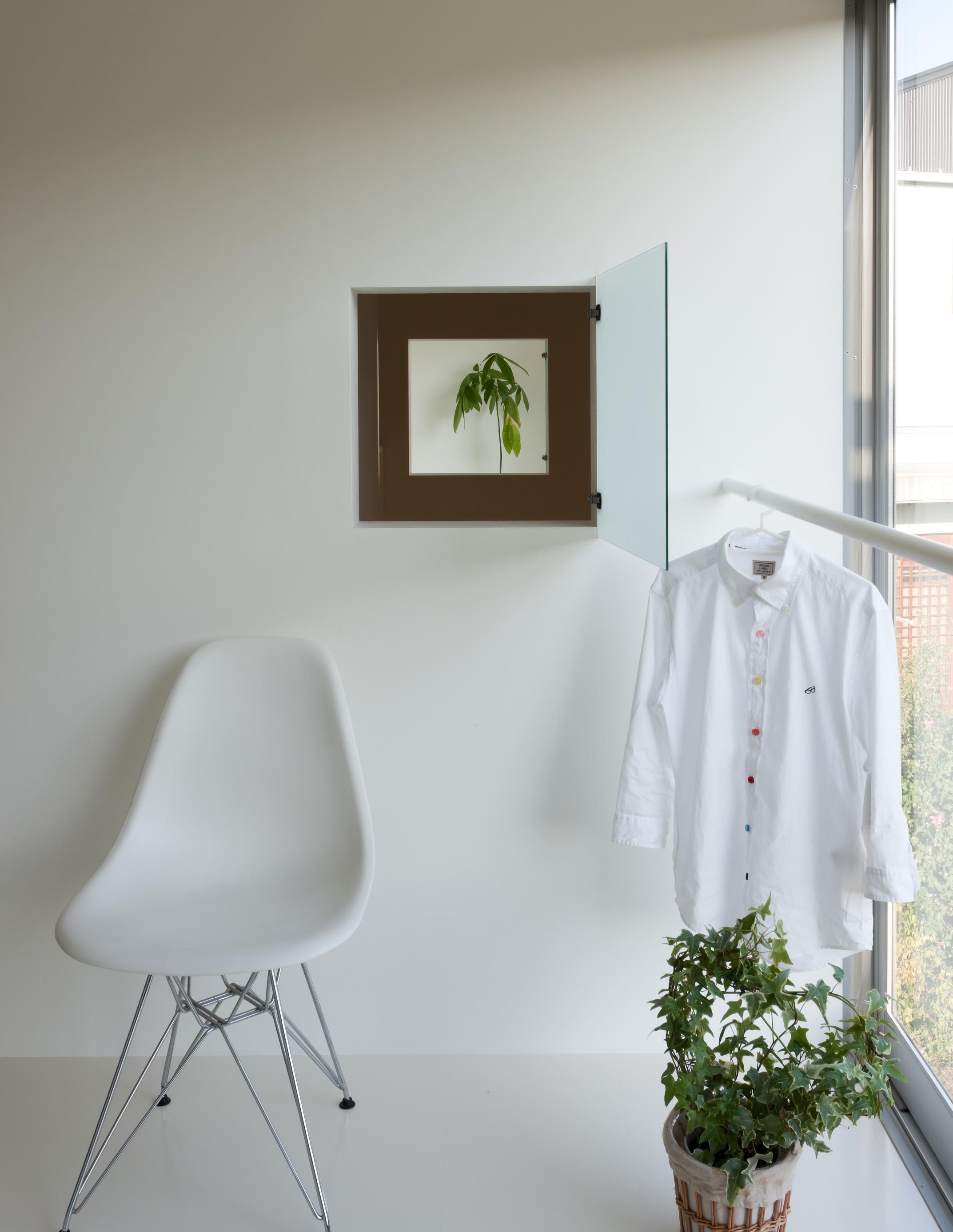 home HRの部屋 白を基調とした空間 2