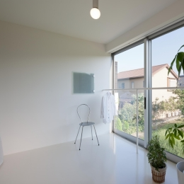 home HR (白を基調とした空間 1)