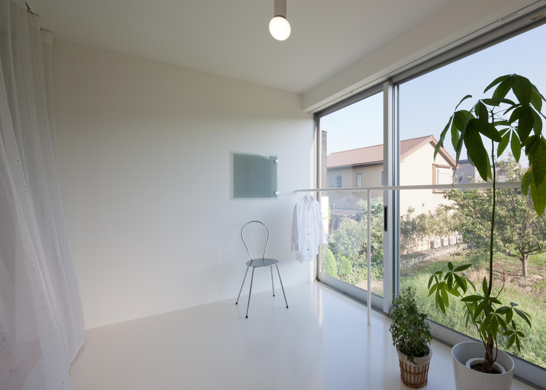 home HRの部屋 白を基調とした空間 1