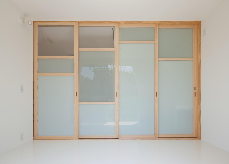 home HRの部屋 ガラス戸