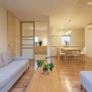 市川大輔の住宅事例「home HR」