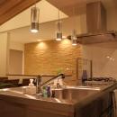アトリエ・キューブ建築設計の住宅事例「宝塚高台に建つリゾート住宅」