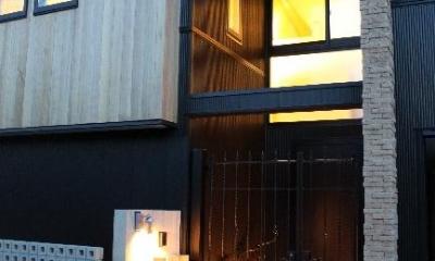 宝塚高台に建つリゾート住宅