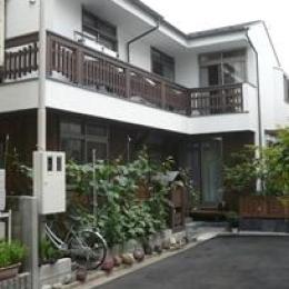 田園調布の家=東京都 光と風と子供たちを招く家 (光と風が集う自然との語らいができる木の家)