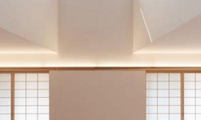 H邸 RE16 (光が差し込む天窓)