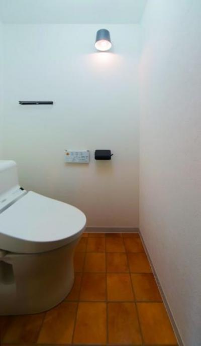 トイレ (シンプルウッディ。)