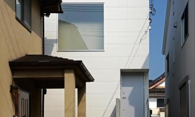 赤塚の住宅