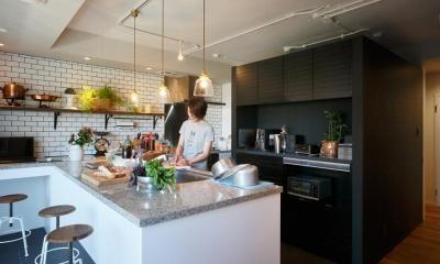好きが詰まったキッチン (kitchen)