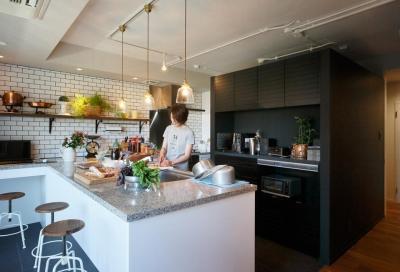 kitchen (好きが詰まったキッチン)