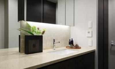 好きが詰まったキッチン (wash room)