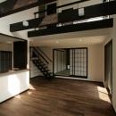 アトリエ・キューブ建築設計の住宅事例「けやき坂の民家」