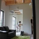アトリエ・キューブ建築設計の住宅事例「青葉台の郊外住宅」