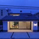 本田 昌平の住宅事例「ガレージの家」