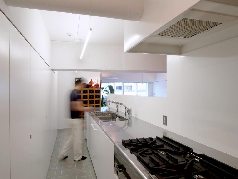 ALICE —広々とした部屋にそびえる一枚のドア!? (キッチン)