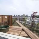 並木秀浩の住宅事例「庭と共に時を刻む家「Garden on garden」」