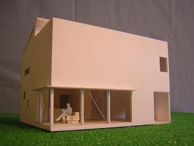400立米の家 (住宅色々)