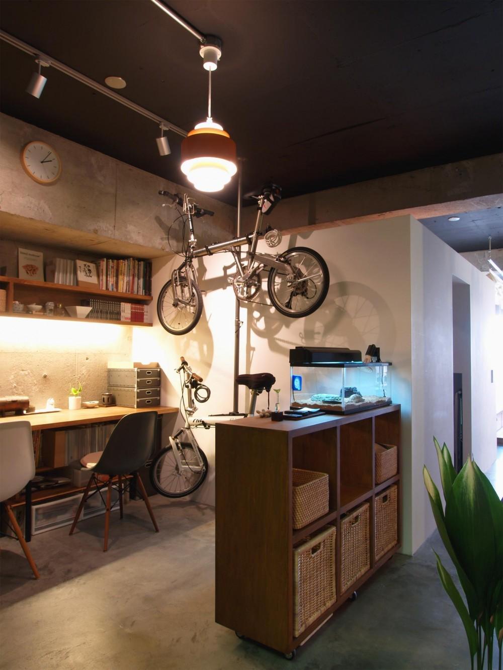 ブルースタジオ「RIKUBUNー畳を生活の中心にしたリノベーション」
