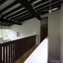 並木秀浩の住宅事例「林の中の水平(軽井沢の別荘)」
