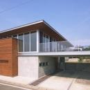 星裕之の住宅事例「KAH 東西へ伸びる住宅」