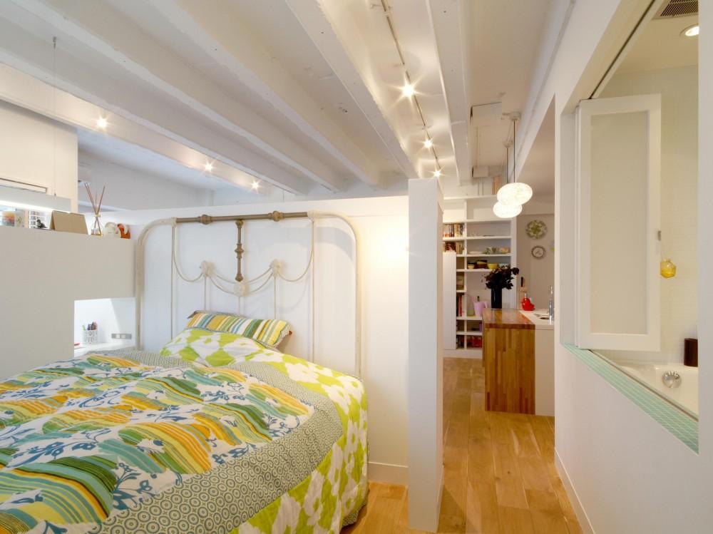 ブルースタジオ「Glisse—個性的な家具に合わせた自分らしい空間」