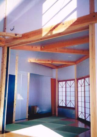 宇美の家の部屋 和室