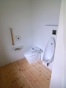 SAH (洋式・ストール型トイレ)