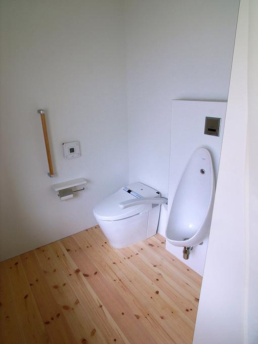 SAHの部屋 洋式・ストール型トイレ