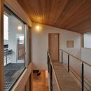 MJ2-houseの写真 渡り廊下